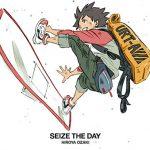 尾崎裕哉 / SEIZE THE DAY(初回生産限定盤)